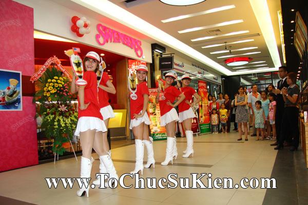 Tổ chức sự kiện Khai trương nhà hàng Kem Swensen's tại Trung tâm thương mại Pandora - Q. Tân Phú - Tp.HCM - 07