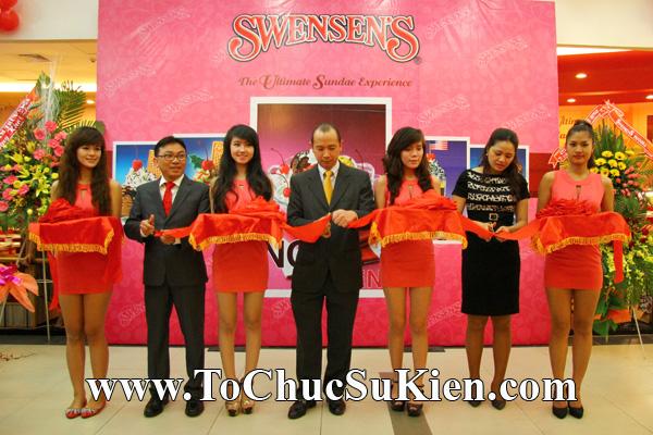 Tổ chức sự kiện Khai trương nhà hàng Kem Swensen's tại Trung tâm thương mại Pandora - Q. Tân Phú - Tp.HCM - 11