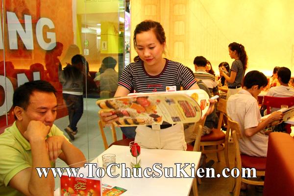 Tổ chức sự kiện Khai trương nhà hàng Kem Swensen's tại Trung tâm thương mại Pandora - Q. Tân Phú - Tp.HCM - 14