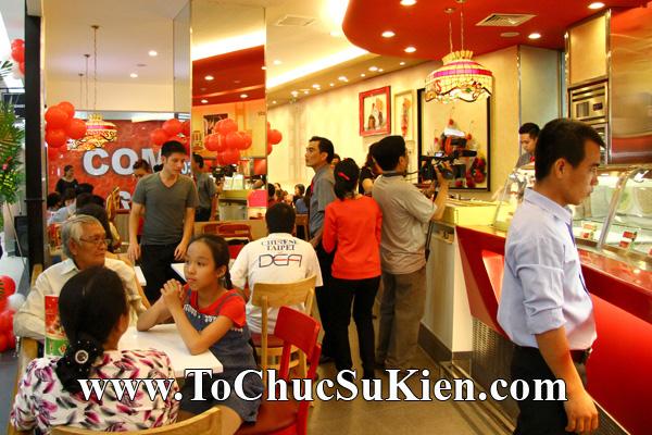 Tổ chức sự kiện Khai trương nhà hàng Kem Swensen's tại Trung tâm thương mại Pandora - Q. Tân Phú - Tp.HCM - 16