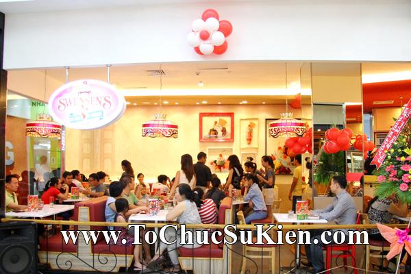 Tổ chức sự kiện Khai trương nhà hàng Kem Swensen's tại Trung tâm thương mại Pandora - Q. Tân Phú - Tp.HCM - 19