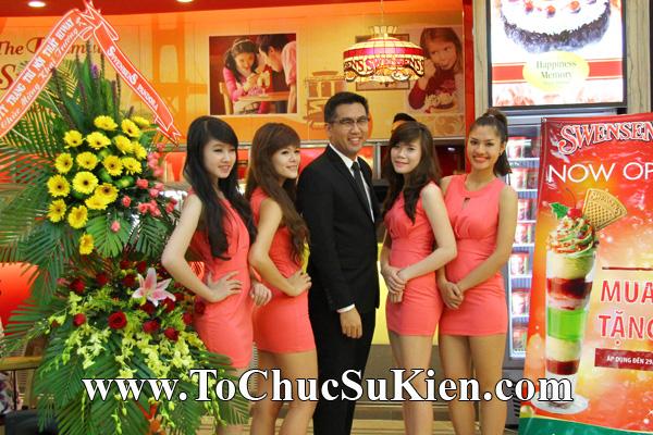 Tổ chức sự kiện Khai trương nhà hàng Kem Swensen's tại Trung tâm thương mại Pandora - Q. Tân Phú - Tp.HCM - 20