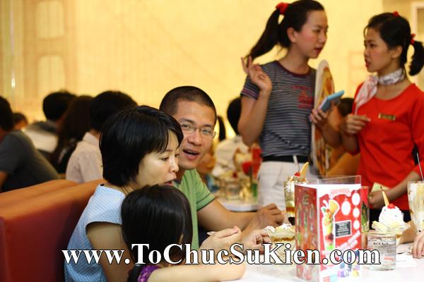 Tổ chức sự kiện Khai trương nhà hàng Kem Swensen's tại Trung tâm thương mại Pandora - Q. Tân Phú - Tp.HCM - 24