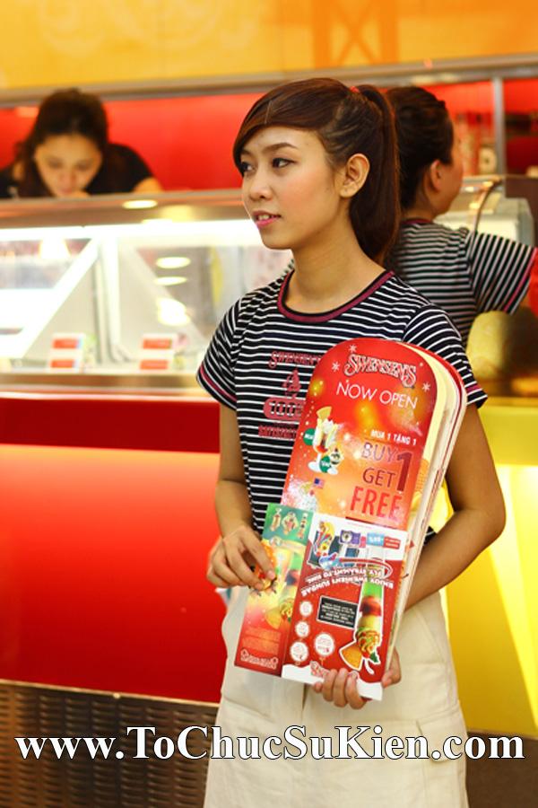 Tổ chức sự kiện Khai trương nhà hàng Kem Swensen's tại Trung tâm thương mại Pandora - Q. Tân Phú - Tp.HCM - 25