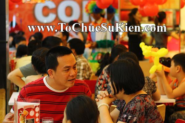Tổ chức sự kiện Khai trương nhà hàng Kem Swensen's tại Trung tâm thương mại Pandora - Q. Tân Phú - Tp.HCM - 27