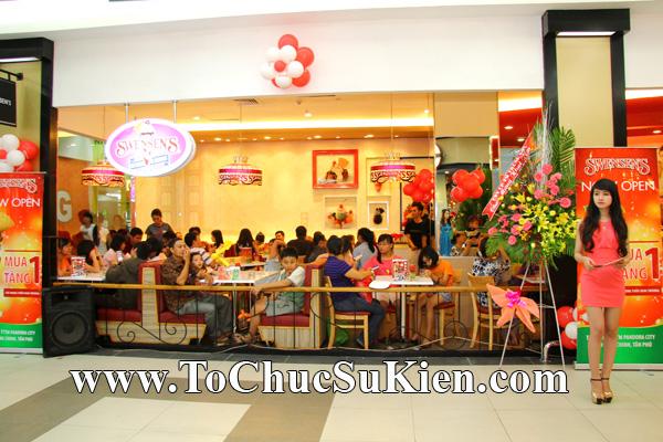 Tổ chức sự kiện Khai trương nhà hàng Kem Swensen's tại Trung tâm thương mại Pandora - Q. Tân Phú - Tp.HCM - 29