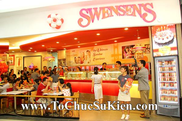 Tổ chức sự kiện Khai trương nhà hàng Kem Swensen's tại Trung tâm thương mại Pandora - Q. Tân Phú - Tp.HCM - 30