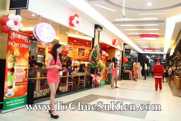 Tổ chức sự kiện Khai trương nhà hàng Kem Swensen's tại Trung tâm thương mại Pandora - Q. Tân Phú - Tp.HCM - 31