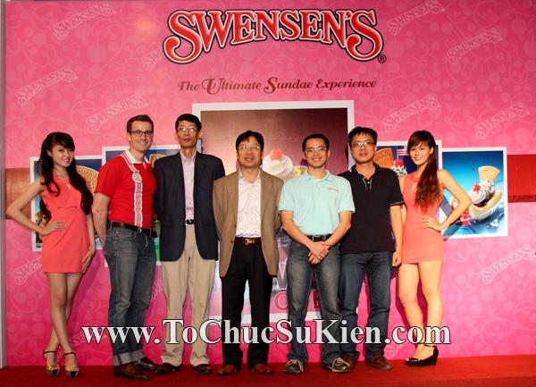 Tổ chức sự kiện Họp báo - Pre-Openning - Nhà hàng kem swensen's tại GrandView - Q.7 - 05