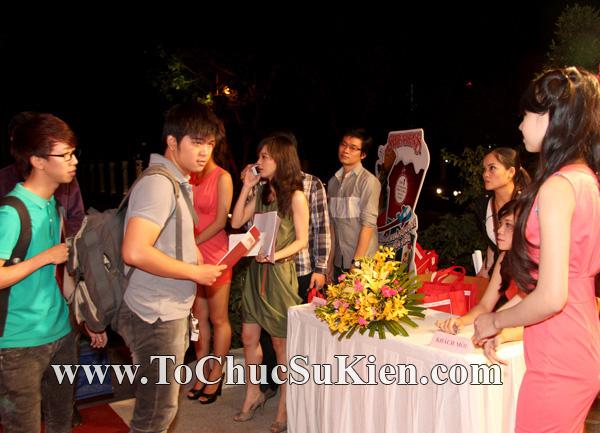 Tổ chức sự kiện Họp báo - Pre-Openning - Nhà hàng kem swensen's tại GrandView - Q.7 - 08