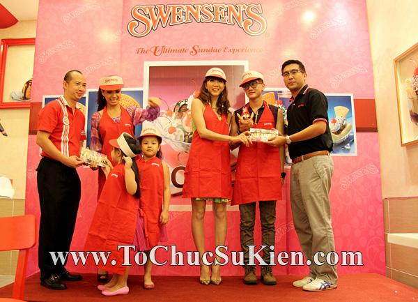 Tổ chức sự kiện Họp báo - Pre-Openning - Nhà hàng kem swensen's tại GrandView - Q.7 - 26