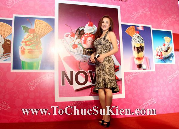 Tổ chức sự kiện Họp báo - Pre-Openning - Nhà hàng kem swensen's tại GrandView - Q.7 - 33