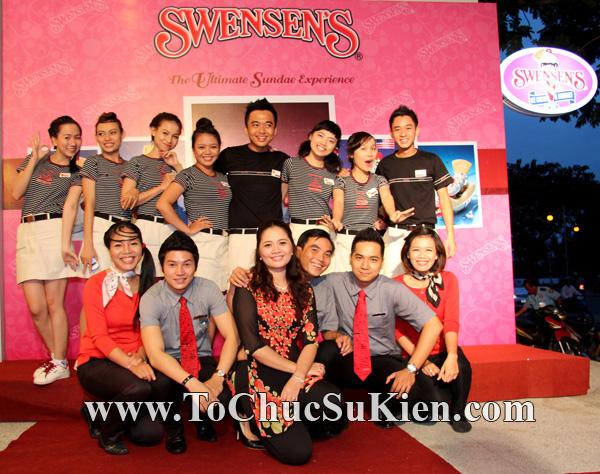 Tổ chức sự kiện Họp báo - Pre-Openning - Nhà hàng kem swensen's tại GrandView - Q.7 - 40