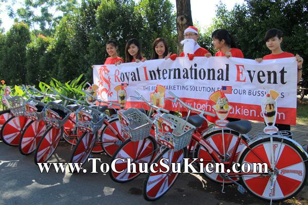 Tổ chức sự kiện Roadshow quảng cáo thương hiệu Kem Swensen's tại GrandView - Quận 7 - Tp.HCM - 01