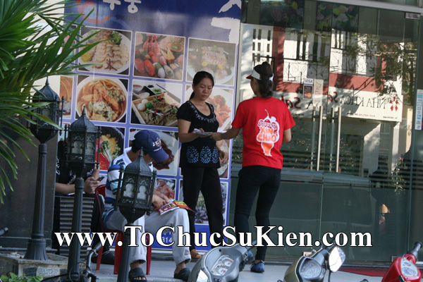 Tổ chức sự kiện Roadshow quảng cáo thương hiệu Kem Swensen's tại GrandView - Quận 7 - Tp.HCM - 18
