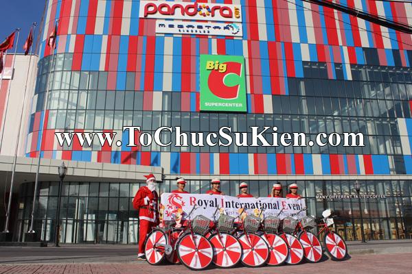Tổ chức sự kiện Roadshow quảng cáo thương hiệu Kem Swensen's tại Pandora - Tân Phú - Tp.HCM - 01