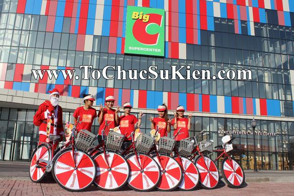 Tổ chức sự kiện Roadshow quảng cáo thương hiệu Kem Swensen's tại Pandora - Tân Phú - Tp.HCM - 02