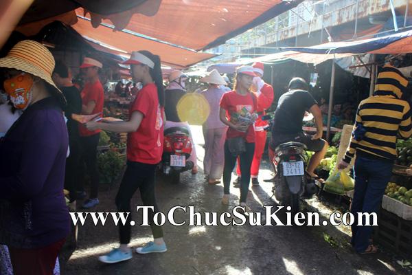 Tổ chức sự kiện Roadshow quảng cáo thương hiệu Kem Swensen's tại Pandora - Tân Phú - Tp.HCM - 09