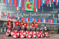 Tổ chức sự kiện Roadshow quảng cáo thương hiệu Kem Swensen's tại Pandora - Tân Phú - Tp.HCM ngày 18/12/12