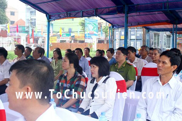 Tổ chức sự kiện Lễ khởi công xây dựng Trụ sở liên cơ quan phường 14  - Quận Gò Vấp - 03