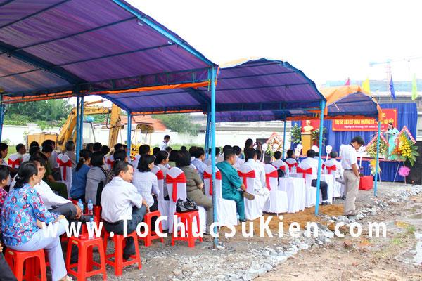 Tổ chức sự kiện Lễ khởi công xây dựng Trụ sở liên cơ quan phường 14  - Quận Gò Vấp - 05