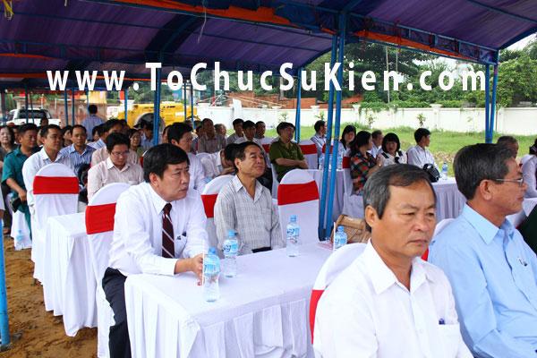 Tổ chức sự kiện Lễ khởi công xây dựng Trụ sở liên cơ quan phường 14  - Quận Gò Vấp - 07