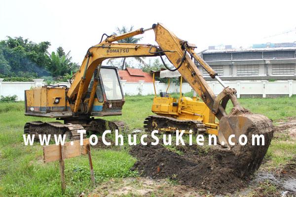 Tổ chức sự kiện Lễ khởi công xây dựng Trụ sở liên cơ quan phường 14  - Quận Gò Vấp - 10