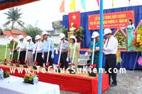 Tổ chức sự kiện Lễ khởi công xây dựng Trụ sở liên cơ quan phường 14  - Quận Gò Vấp