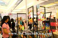 """Thi công - Cung cấp thiết bị - gian hàng Hội chợ Nhật Bản - """"Japan Style Fair 2013"""" tại trung tâm thương mại Crescent Mall - Phú Mỹ Hưng"""