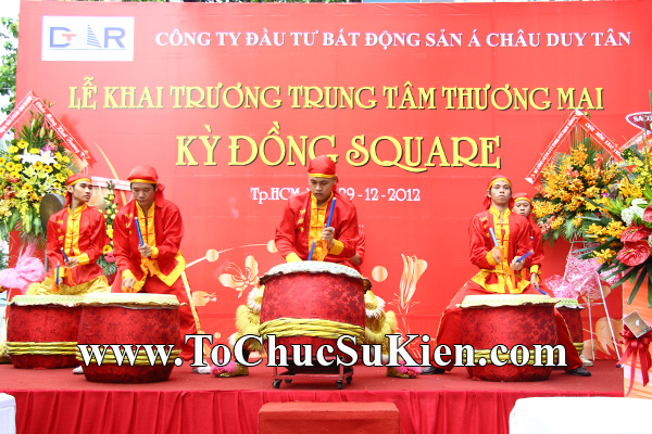 Tổ chức sự kiện Khai trương Trung tâm thương mại Kỳ Đồng - Kỳ Đồng Square - 05