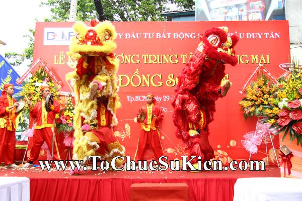 Tổ chức sự kiện Khai trương Trung tâm thương mại Kỳ Đồng - Kỳ Đồng Square - 08