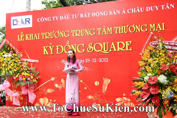 Tổ chức sự kiện Khai trương Trung tâm thương mại Kỳ Đồng - Kỳ Đồng Square - 10