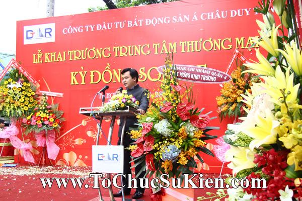 Tổ chức sự kiện Khai trương Trung tâm thương mại Kỳ Đồng - Kỳ Đồng Square - 11