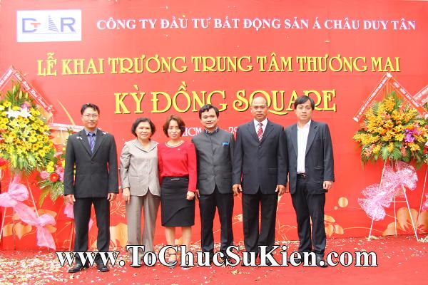 Tổ chức sự kiện Khai trương Trung tâm thương mại Kỳ Đồng - Kỳ Đồng Square - 18