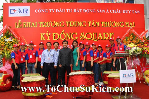 Tổ chức sự kiện Khai trương Trung tâm thương mại Kỳ Đồng - Kỳ Đồng Square - 21