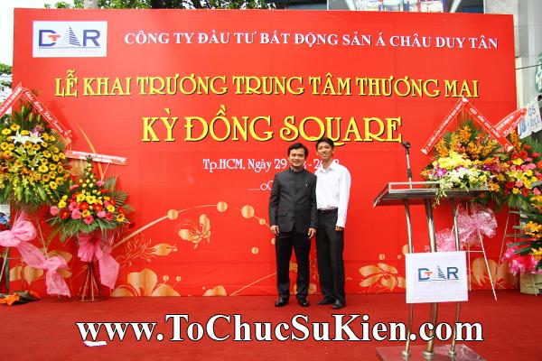 Tổ chức sự kiện Khai trương Trung tâm thương mại Kỳ Đồng - Kỳ Đồng Square - 22