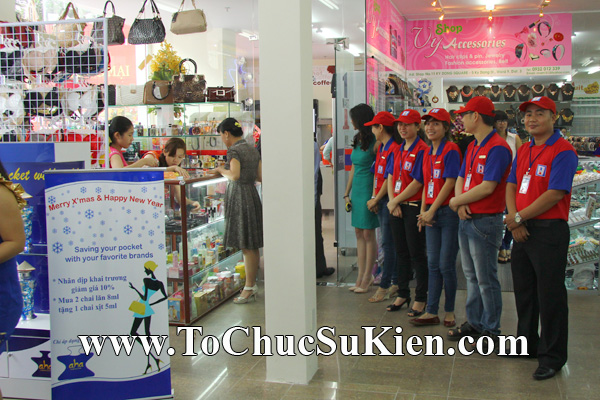 Tổ chức sự kiện Khai trương Trung tâm thương mại Kỳ Đồng - Kỳ Đồng Square - 25