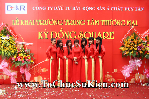 Tổ chức sự kiện Khai trương Trung tâm thương mại Kỳ Đồng - Kỳ Đồng Square - 29