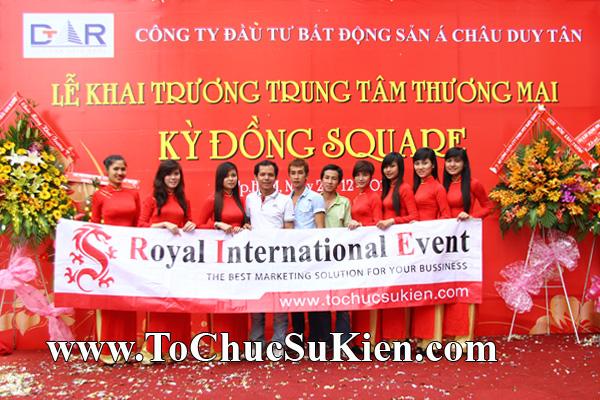 Tổ chức sự kiện Khai trương Trung tâm thương mại Kỳ Đồng - Kỳ Đồng Square - 30