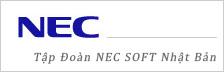 Tổ chức sự kiện cho tập đoàn N.E.C Soft Nhật Bản tại Đại học Khoa học Tự Nhiên