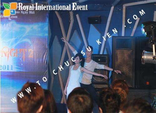 Tổ chức sự kiện Đêm văn nghệ Style's Night của Câu Lạc Bộ Ngày Mới