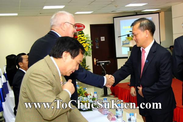 Cung cấp cho thuê thiết bị tổ chức sự kiện Lễ khai trương trụ sở mới Trung tâm đào tạo của Sacombank - 09