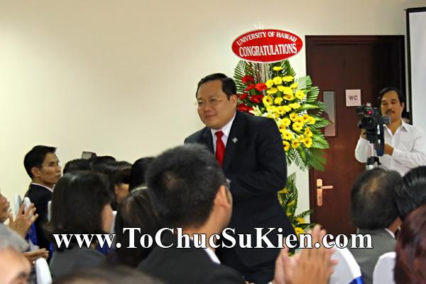 Cung cấp cho thuê thiết bị tổ chức sự kiện Lễ khai trương trụ sở mới Trung tâm đào tạo của Sacombank - 13