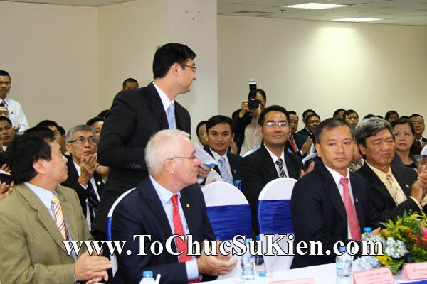 Cung cấp cho thuê thiết bị tổ chức sự kiện Lễ khai trương trụ sở mới Trung tâm đào tạo của Sacombank - 14