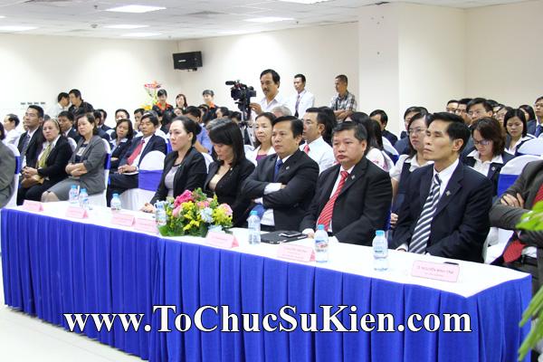 Cung cấp cho thuê thiết bị tổ chức sự kiện Lễ khai trương trụ sở mới Trung tâm đào tạo của Sacombank - 16