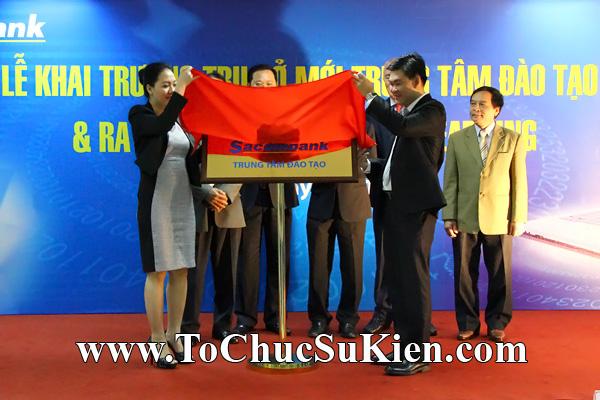 Cung cấp cho thuê thiết bị tổ chức sự kiện Lễ khai trương trụ sở mới Trung tâm đào tạo của Sacombank - 19