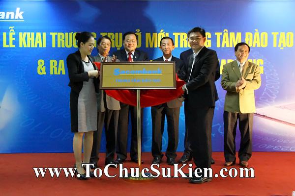 Cung cấp cho thuê thiết bị tổ chức sự kiện Lễ khai trương trụ sở mới Trung tâm đào tạo của Sacombank - 20