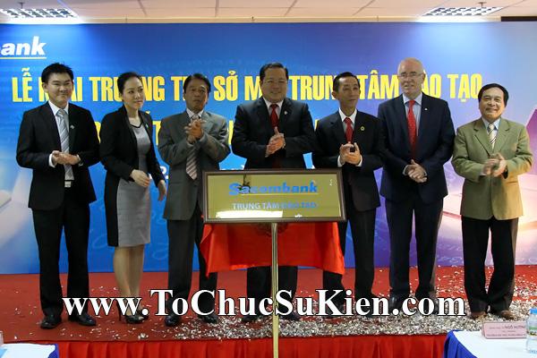 Cung cấp cho thuê thiết bị tổ chức sự kiện Lễ khai trương trụ sở mới Trung tâm đào tạo của Sacombank - 21