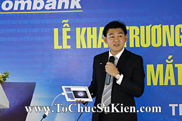 Cung cấp cho thuê thiết bị tổ chức sự kiện Lễ khai trương trụ sở mới Trung tâm đào tạo của Sacombank - 22