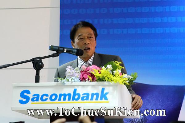 Cung cấp cho thuê thiết bị tổ chức sự kiện Lễ khai trương trụ sở mới Trung tâm đào tạo của Sacombank - 25